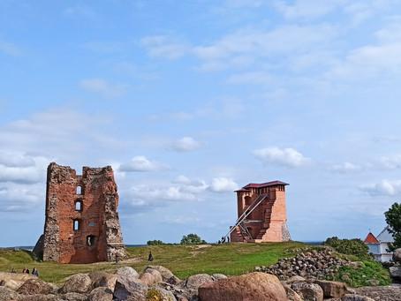 #25 Новогрудский замок