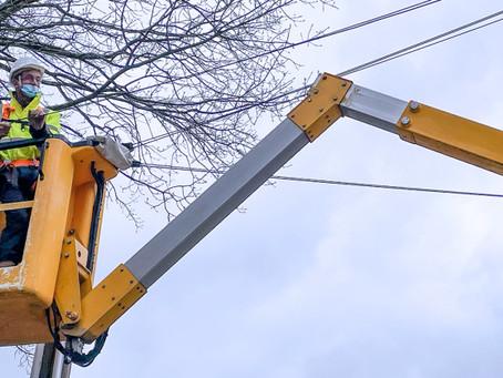 Nous avons assisté au premier démantèlement de l'ADSL d'Orange, l'ère de la fibre pour tous commence