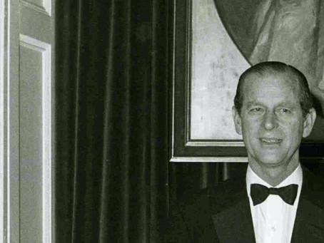 Prince Philip Plays in Hong Kong