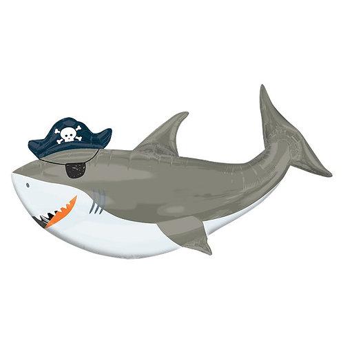 Pirate Shark Balloon