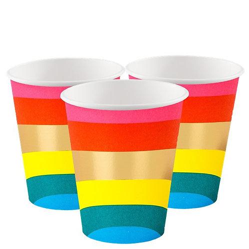 Rainbow Cups (12pk)