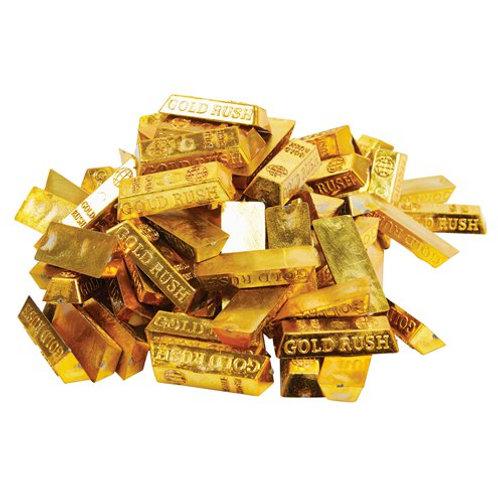 Gold Bar Table Confetti