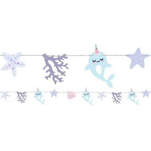 Narwhal Bunting 1m