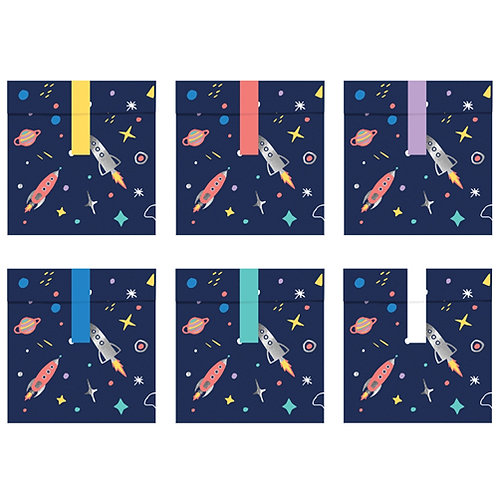 Space Treat Bags