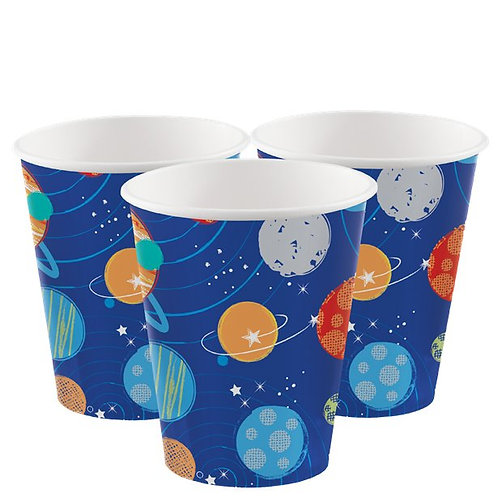 Space Paper Cups