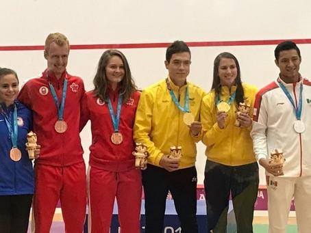 PanAm Championships Medallist History