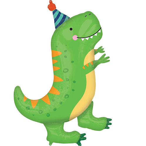 Party Dinosaur Balloon