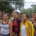 Part of the Macramé team