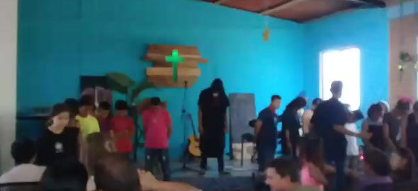Jesus always wins
