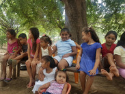 nicaraguan Kids in Las Merscedes