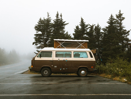 Forty Years in a Minivan
