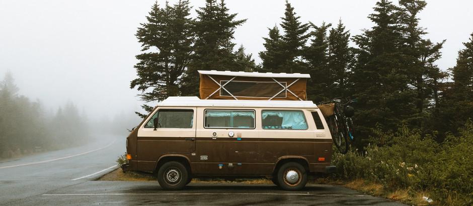 What Camper Van Sleeps 4?