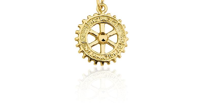 Pingente Rotary BT4 em Ouro 10K