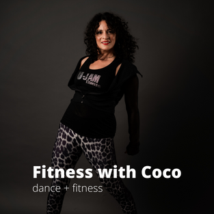 Fitness with Coco