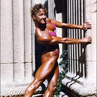 1988 San Francisco Bodybuilding Champ