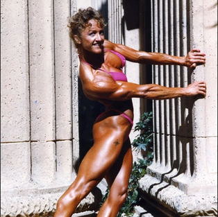 1988 San Francisco Bodybuilding Champ