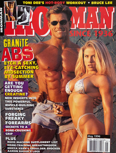 1996 IRONMAN MAGAZINE