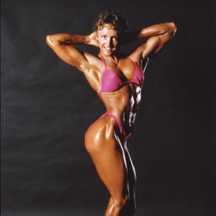 1988 Sacramento Bodybuilding Champ
