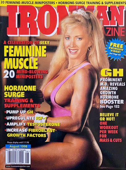 Feminine Muscle Pictorial