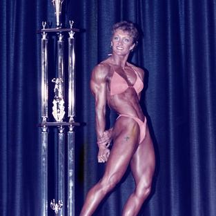 1987 Olympus Cup Champion