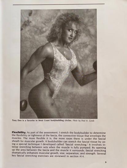 page 9 Parrillo's Workout Secrets Book