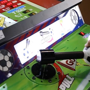 SpongeBob Soccer Stars unites iconic cartoon character and sport in one exciting arcade game