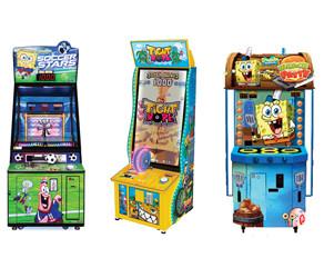 Andamiro Showcases Novel Arcade Games At International Pizza Expo In Las Vegas, March 20-22
