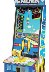 Andamiro USA Ships Monster Catcher, A New Skill-Based Ticket Redemption Videogame