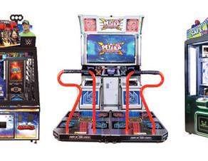 Andamiro pulls wraps off several new amusement machine innovations