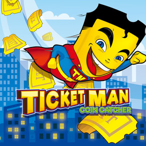 Andamiro Unveils Ticket Man: The Amazing Arcade Game of Steel Tickets Ships in Q4