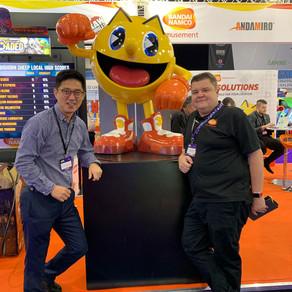 EAG Expo 2020 showcases imaginative new games; Bandai Namco puts spotlight on Andamiro