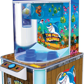 The Prize Aquarium Debuts; Andamiro Obtains Exclusive Rights To Jiuyou's Capsule Game In U.S., Japan