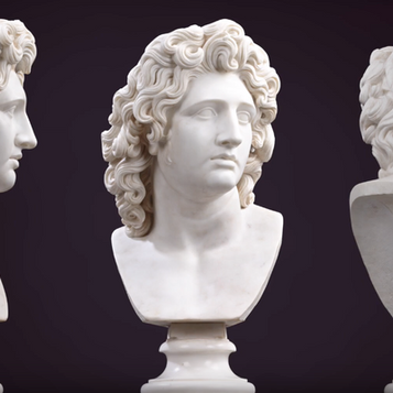Sculpture Display Video
