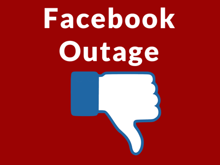 """Facebook is """"down bad"""", literally. After tough FTC lawsuits, the company's sites are """"inaccessible""""."""