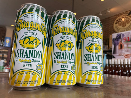 Craft Beer Selections: The Summer Six-Pack for 2021 (Rhode Island Edition)