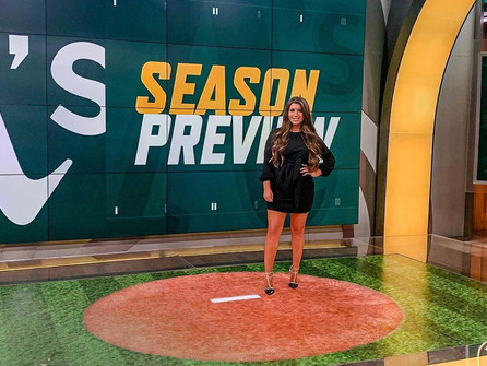 Catch up with Jess Kleinschmidt. A season update with NBC Sports MLB Reporter.