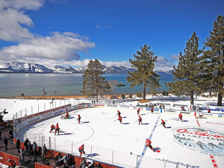 Outdoor venues in pro-sports we would LOVE to see