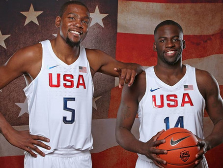 Sights are set for the fourth straight Olympic gold medal for Team USA Basketball.