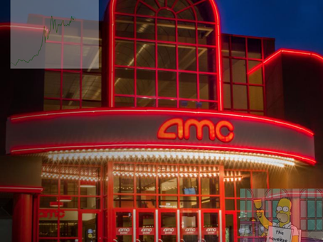 "Did free popcorn help skyrocket $AMC? Inside the rise of the latest ""meme stock""."
