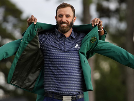 """Hello Friends"", your 2021 Masters betting guide"