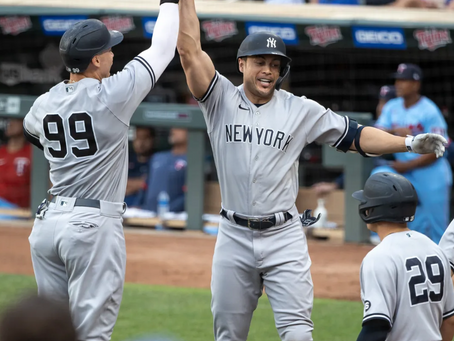 """An undefeatable force when fully functional, the Yankees front-office can now become """"complacent"""""""