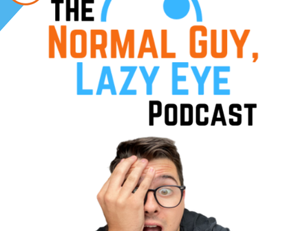 House Enterprise is growing. Introducing the newest addition, The Normal Guy Lazy Eye Podcast!