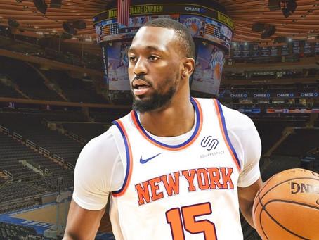 Cardiac Kemba is finally a New York Knick!