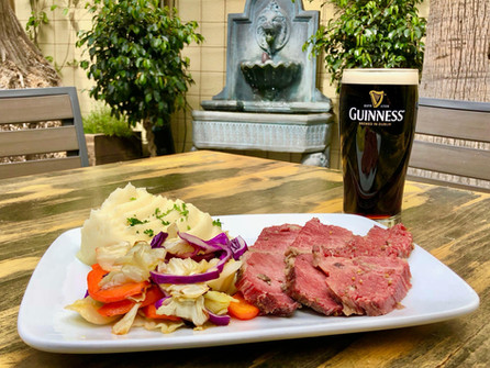 The Finance of Food: Corned Beef, Cabbage, and Guinness