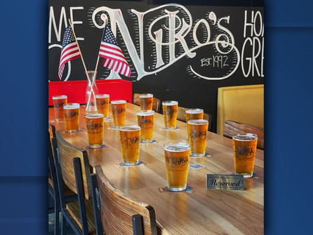 Save a seat and pour one out for the thirteen military members who lost their lives in Afghanistan