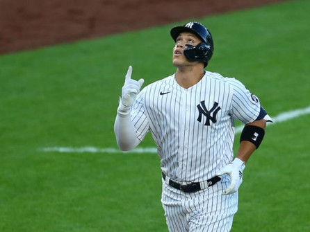 A tumultuous season filled with ups and downs, Aaron Judge has been the one constant for the Yankees