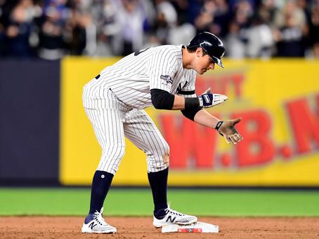 Bad news Yankee haters, Cashman woke up.