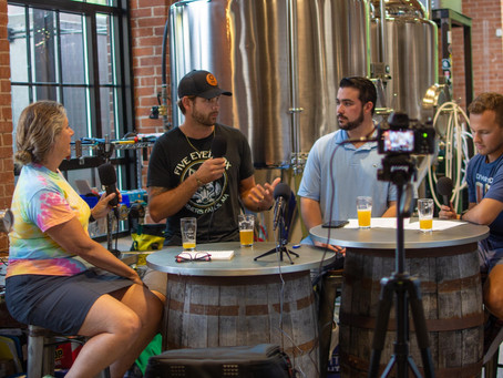Behind The Brewer; featuring Tamara McKenney and Mike Webster of Apponaug Brewing Company