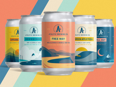 Beer drinkers, introducing our newest affiliate sponsor; Athletic Brewing!