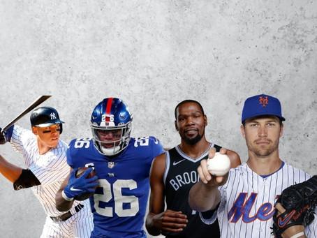 My Top 15 New York Athletes - A Rebuttal to John Jastremski.
